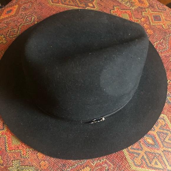 Scotch   Soda Accessories - Madison Scotch Black Hat b6afddd03b8